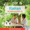 Lonely Planet Italian Phrasebook & Audio CD 3E