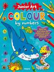 Colour By Numbers: Shark (Junior Art #4)