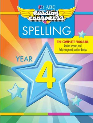 Reading Eggspress Spelling Wkbk 4