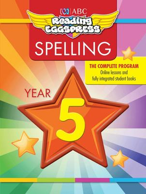 Reading Eggspress Spelling Wkbk 5