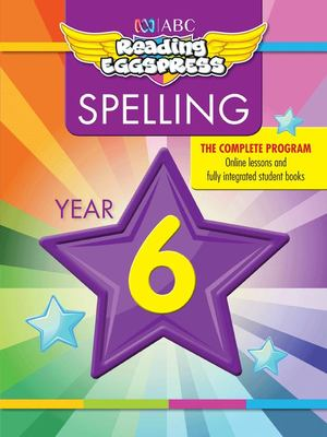 Reading Eggspress Spelling Wkbk 6