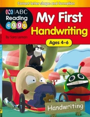 My First Handwriting - Ages 4-6:  ABC Reading Eggs