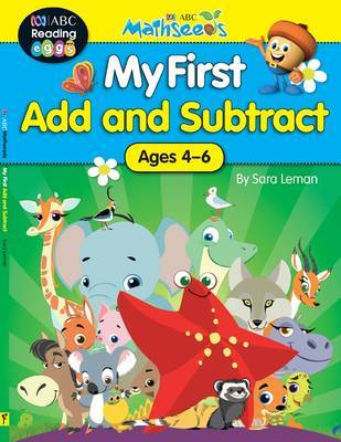 ABC Mathseeds My First Add and Subtract