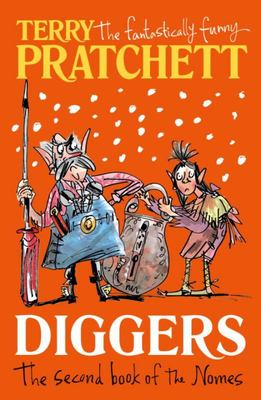Diggers: Second book of the Nomes