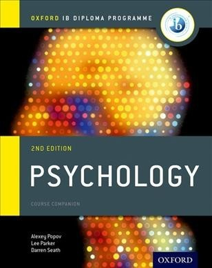 IB Psychology Course Book Oxford IB Diploma Programme 2nd Revised Edition