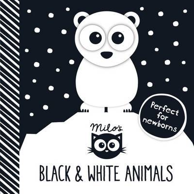 Milo's Black and White Animals
