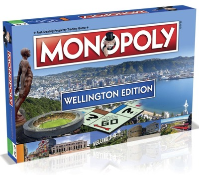 Wellington Monopoly