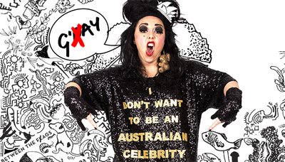 G'day, I Don't Want to Be An Australian Celebrity – Vinyl