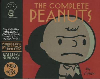 The Complete Peanuts 1950-1952 V1