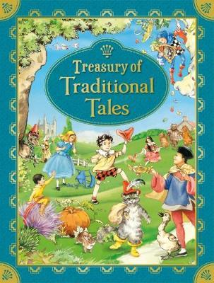 Treasury of Traditional Tales (HB)