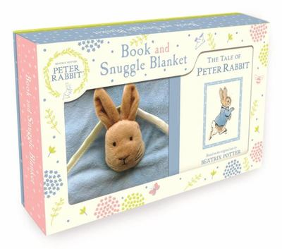 Peter Rabbit: Book and Snuggle Blanket
