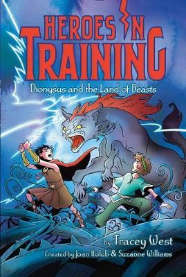 Dionysus and the Land of Beasts (Heroes in Training #14)