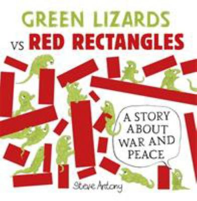 Green Lizards vs Red Rectangles (PB)