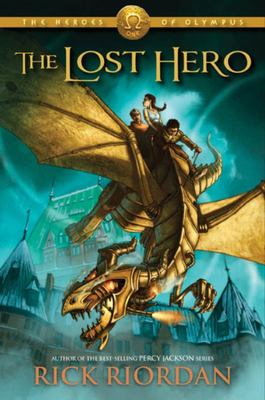 The Lost Hero (Heroes of Olympus #1)