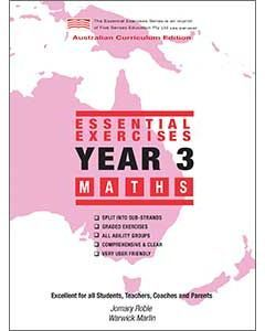 Essential Exercises - Year 3 Maths (NZ Year 4)