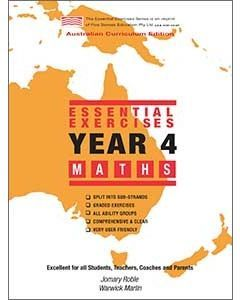 Essential Exercises - Year 4 Maths (NZ Year 5)
