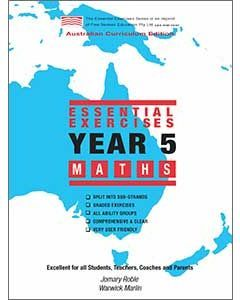 Essential Exercises - Year 5 Maths (NZ Year 6)