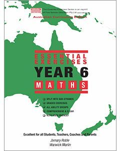 Essential Exercises - Year 6 Maths (NZ Year 7)
