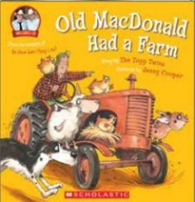 Old MacDonald Had a Farm (PB Book & CD)