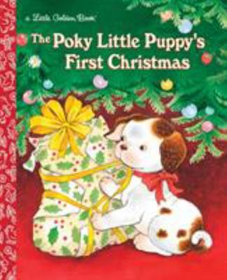 LGB: Poky Little Puppy's 1st Xmas (Little Golden Book)
