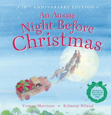Aussie Night Before Christmas 10th Anniversary Edition (HB)