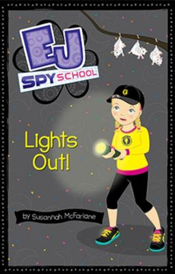 Lights Out (EJ Spy School #8)