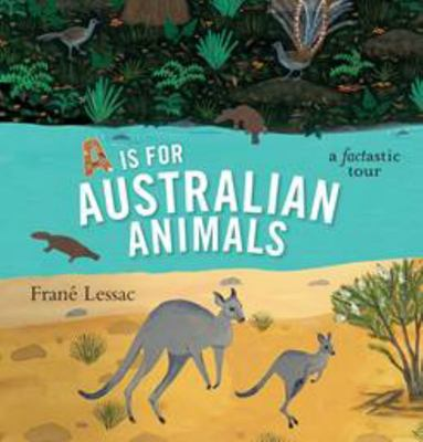 A is for Australian Animals (HB)