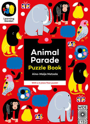 Animal Parade Puzzle Book (The Learning Garden)