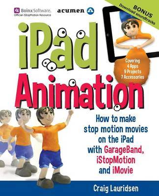 iPad Animation:  How to Make Stop Motion Movies on the iPad