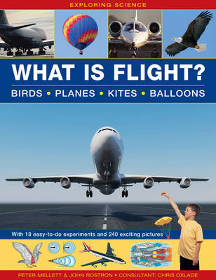 What is Flight: Birds, Planes, Kites, Balloons (Exploring Science)