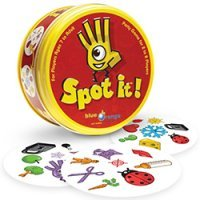 Spot It! Card Game (Dobble)