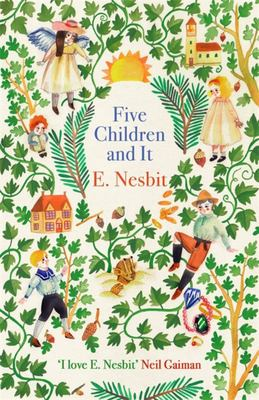 Five Children and It (Psammead #1)