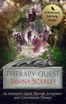 Therapy Quest: An Interactive Journey Through Acceptance And Commitment Therapy