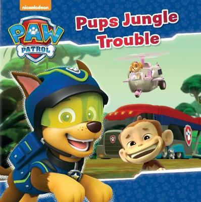 Nickelodeon PAW Patrol Pups Jungle Trouble