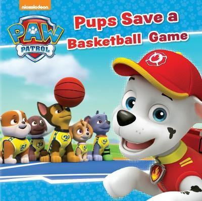 Nickelodeon PAW Patrol Pups Save a Basketball Game