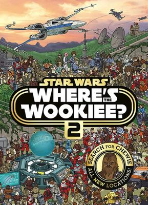 Where's the Wookiee (Star Wars Search and Find Activity Book #2)