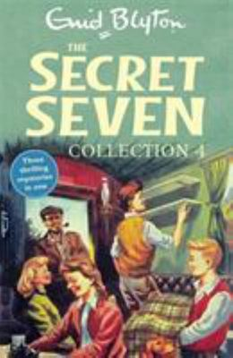 The Secret Seven Collection 4 (#10-12 Bindup)