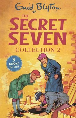 The Secret Seven Collection 2 (#4-6 Bindup)