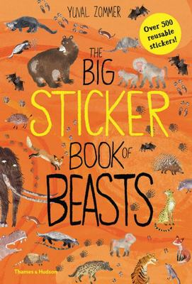 The Beasts Sticker Activity Book