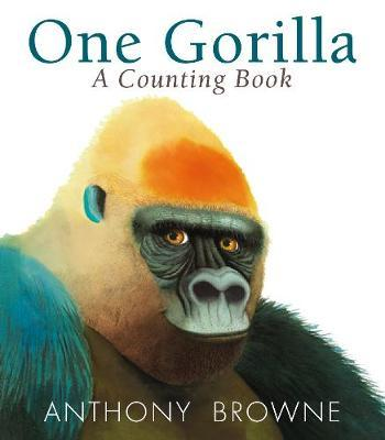 One Gorilla: A Counting Book (Board)