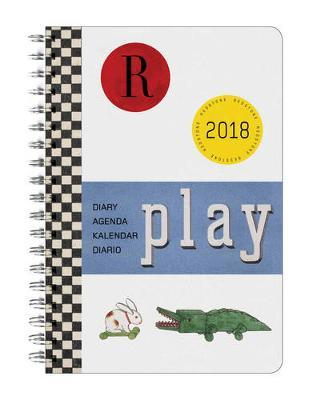 Redstone 2018 Diary : The Play Diary