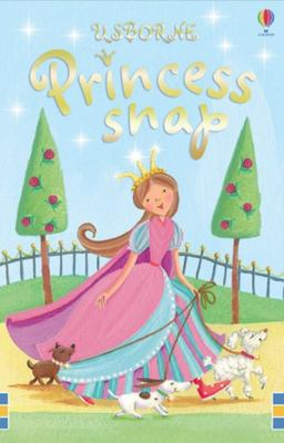 Princess Snap (Usborne Snap)