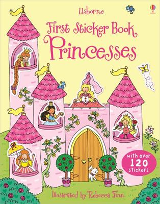 Princesses (Usborne First Sticker Book)
