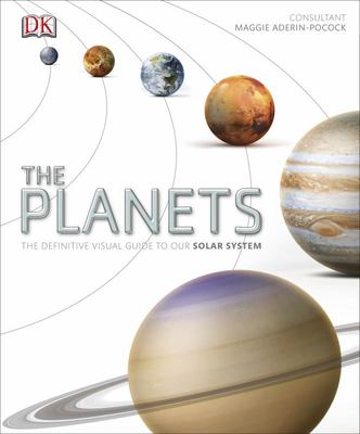 The Planets (The Definitive Visual Guide)