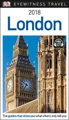London: Eyewitness Travel Guide