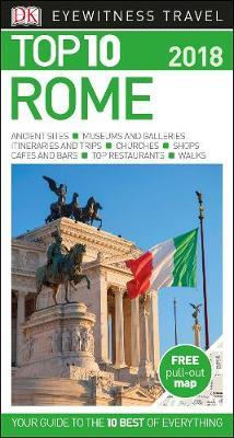 Rome Eyewitness Top 10 Travel Guide