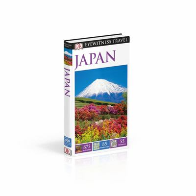 Japan DK Travel Guide