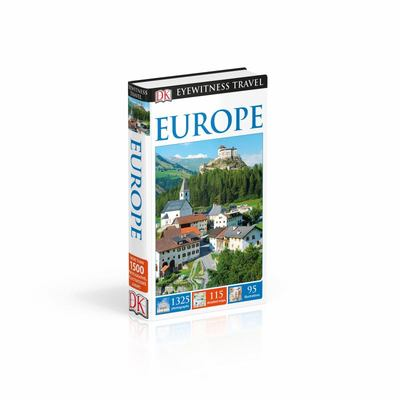 Europe DK Travel Guide
