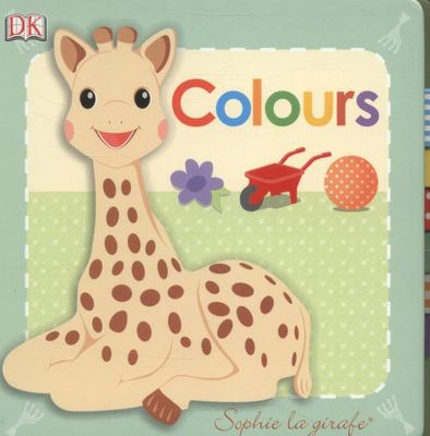 Colours (Sophie la Girafe)