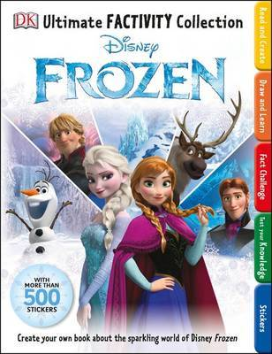 Disney Frozen Ultimate Factivity Collection